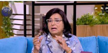 الدكتورة أنيسة حسونة عضو مجلس النواب السابق