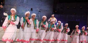 حفل تأسيس فرقة رضا
