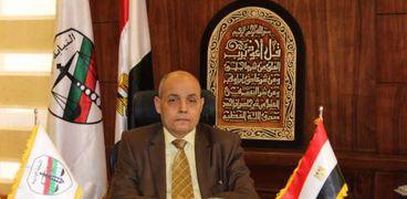 المستشار عزت أبو زيد رئيس هيئة النيابة الإدارية