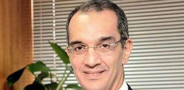الدكتور عمرو طلعت، وزير الاتصالات وتكنولوجيا المعلومات