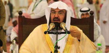 الشيخ عبد الرحمن السديس، الرئيس العام لشئون الحرمين الشريفين