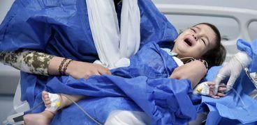 علاج الأطفال المصابين بمرض ضمور العضلات