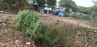 جفاف الترعة يهدد الأراضى الزراعية بالبوار