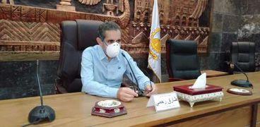 ضبط 18 مخالفة تموينية فى حملة لمديرية تموين الغربية