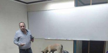 المدرس محمد رضوان مدرس علم النفس