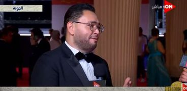 الفنان أحمد رزق