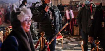 المخرج الفرنسي جان جاك أنود