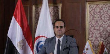 الدكتور أحمد السبكي، مساعد وزير الصحة لشئون الرقابة والمتابعة