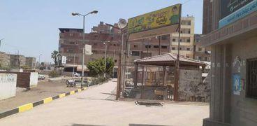 بالصور: اغلاق الحدائق والمنتزهات العامة بالغربية في أعياد شم النسيم