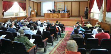 تنفيذي كفر الشيخ يوافق على التنازل عن حق الانتفاع للغير
