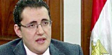 الدكتور خالد مجاهد، المتحدث الرسمي باسم وزارة الصحة والسكان