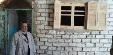 البناء في القرى