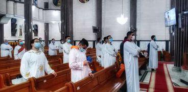كنائس الإسكندرية تضع 7 قواعد للشمامسة في العيد