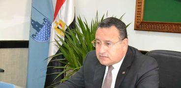 رئيس جامعة الإسكندرية