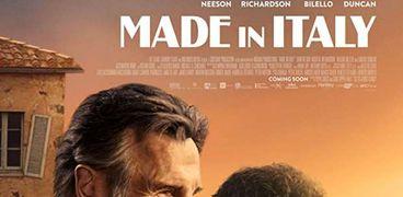 أفيش فيلم Made in Italy