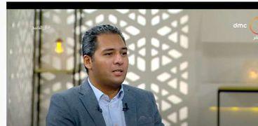 محمد مختار المتحدث باسم صندوق تحيا مصر