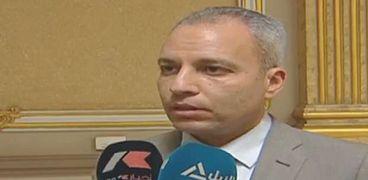 عمرو شعث وكيل وزارة النقل والمواصلات