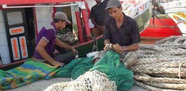 الصيادين بالسويس