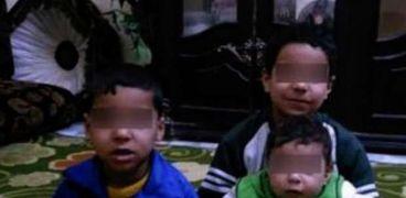 ضحايا مذبحة الفيوم