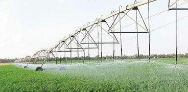 مشروع مستقبل مصر للإنتاج الزراعي