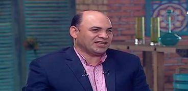الدكتور محمد علي فهيم.. رئيس مركز المعلومات وتغيرات المناخ بوزارة الزراعة