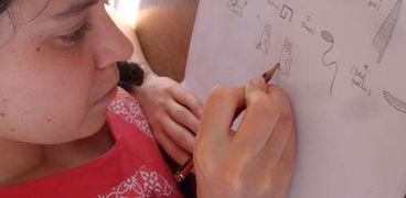 تدريس اللغة الهيروغليفية