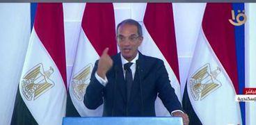 الدكتور عمرو طلعت ..وزير الاتصالات