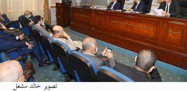 اجتماع لجنة الزراعة بالبرلمان