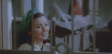سعاد حسني في مشهد من حب في الزنزانه