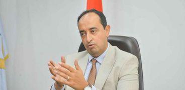 الدكتور عمرو عثمان، مدير صندوق مكافحة وعلاج الإدمان بوزارة التضامن الاجتماعي