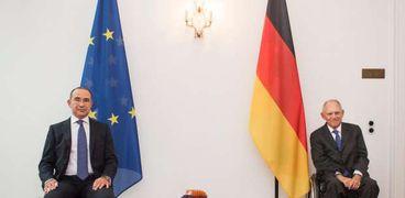سفير مصر لدى برلين يلتقي رئيس البوندستاج الألماني