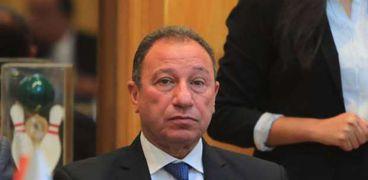 محمود الخطيب رئيس النادى الأهلى
