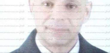 الدكتور هشام مسعود .. وكيل وزارة الصحة بالشرقية