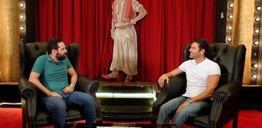 أحمد عز في برنامج وش تاني