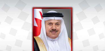 وزير الخارجية البحريني الدكتور عبداللطيف بن راشد الزياني
