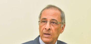 الدكتور محمد القوصى، الرئيس التنفيذى لوكالة الفضاء المصرية