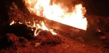 إشعال النيران