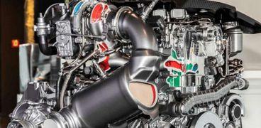 محرك مرسيدس