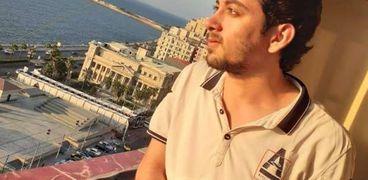 الكاتب الراحل محمد حسن خليفة