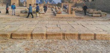 معبد دندرة
