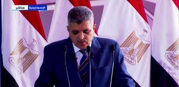 الفريق أسامة ربيع .. رئيس هيئة قناة السويس