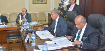 تأسيس البورصة السلعية  المصرية