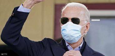 المرشح الديمقراطي للرئاسة الأمريكية جو بايدن