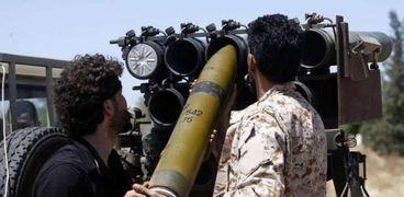 المليشيات المسحلة في ليبيا