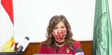 وزيرة الهجرة تشارك في ندوة حول المبادرة الرئاسية «اتكلم عربي»