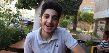الطالب أحمد عمر