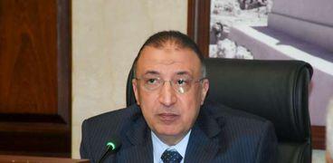 اللواء محمد شريف محافظ الإسكندرية