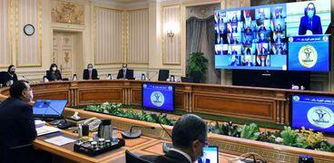 أحد اجتماعات مجلس الوزراء