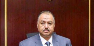 اللواء أشرف عز العرب مساعد وزير الداخلية لقطاع السجون