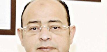 محمد فرج، الرئيس التنفيذى للخدمات البنكية الإلكترونية بالبنك التجارى الدولى - مصر «CIB»